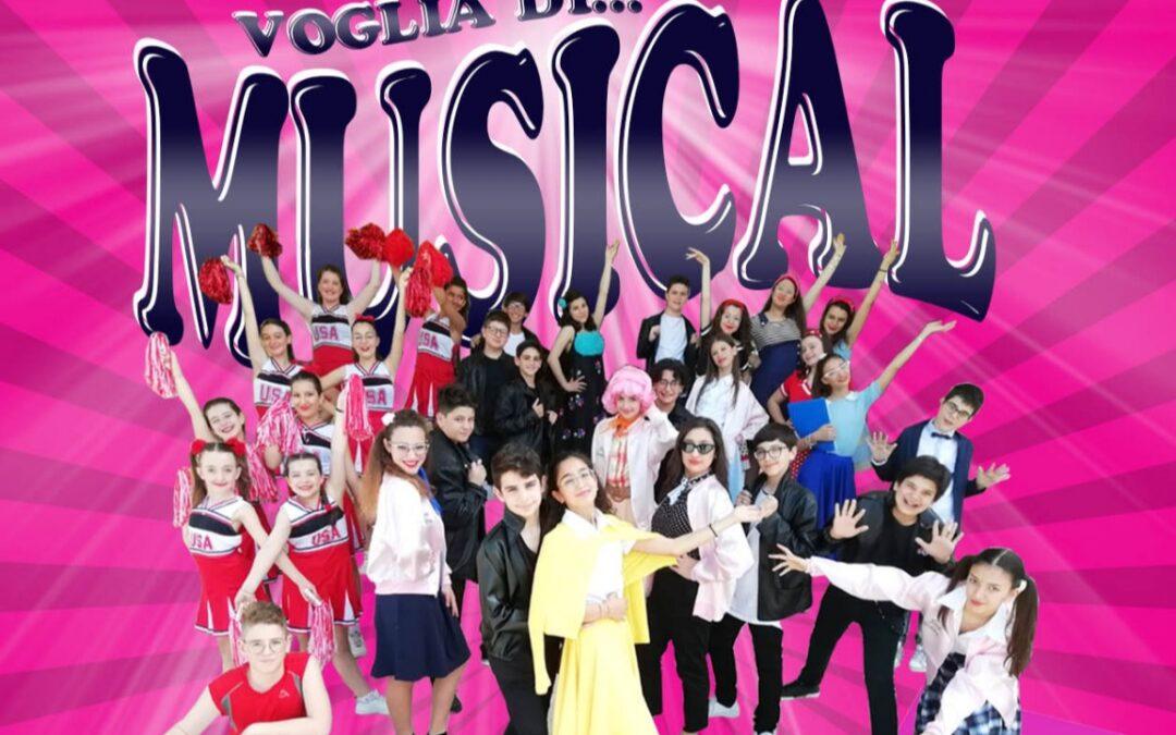"""""""Voglia di…Musical"""" – sabato 15 giugno ore 20,30 presso l'Oasi Tabor / Nardó"""