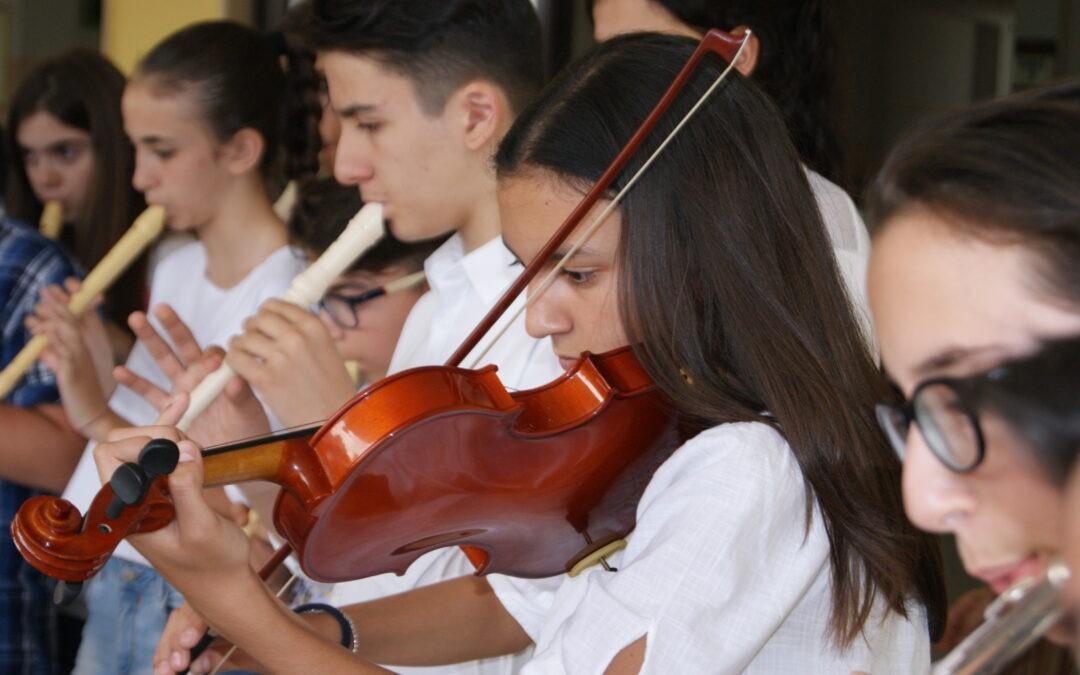 Concerto – saggio musicale di fine anno scolastico 2017/18