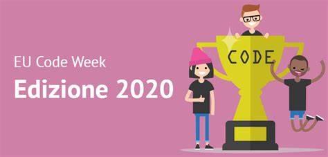 Certificazione d'Eccellenza CodeWeek EU 2020