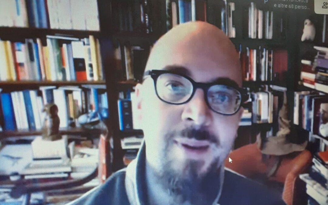 Incontro con lo scrittore Tommaso Percivale
