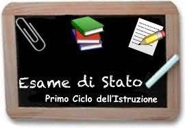 Esami di Stato nel primo ciclo di istruzione per l'anno scolastico 2020/2021