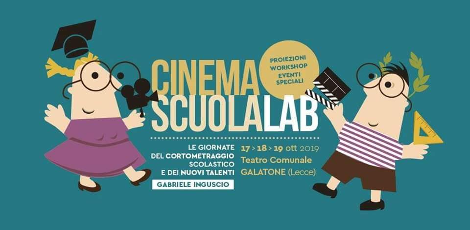 """Gran premio degli studenti Cinema Scuola Lab al corto """" Ari Ari"""""""